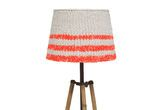 Lampshade Paimpol orange