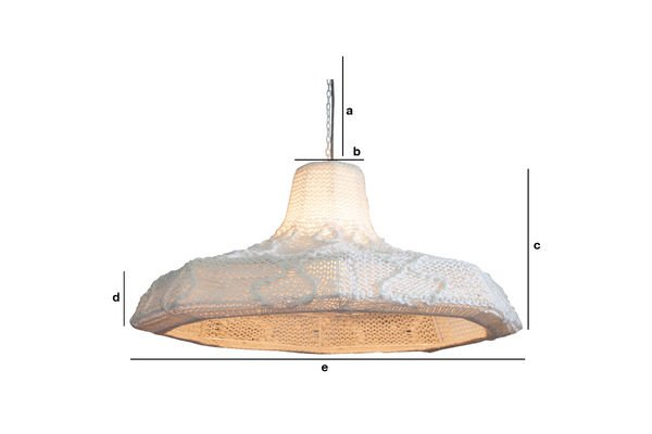 Product Dimensions Lana pendant light