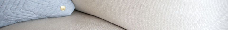 Material Details Large 4-seater sofa Balloon