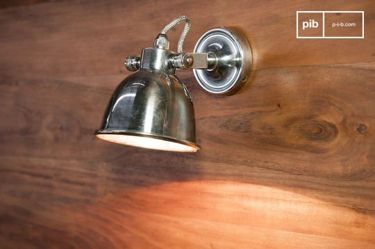 Large Bistro wall lamp