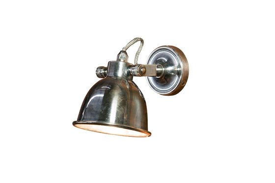 Large Bistro wall lamp Clipped
