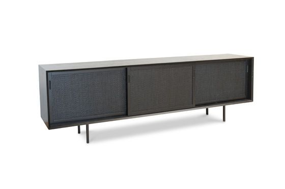 Large black Hevaya sideboard Clipped