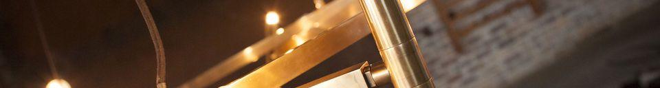 Material Details Large brass chandelier Izaar