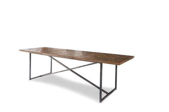Large dining table Queens Clipped