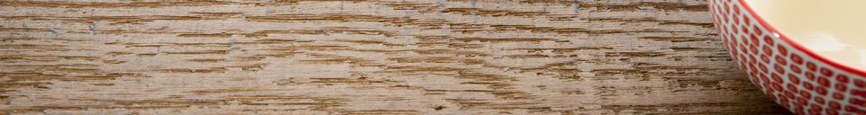 Material Details Large oak dining table Barcelona