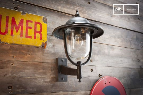 Outdoor wall lamps pib
