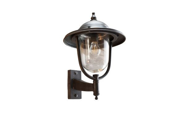 Large outdoor wall lamp Lizurey Clipped