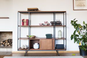Large Ramatuelle shelf and storage