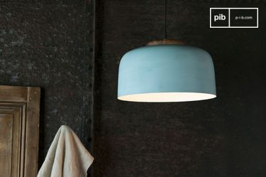 Large suspended lamp Pexil