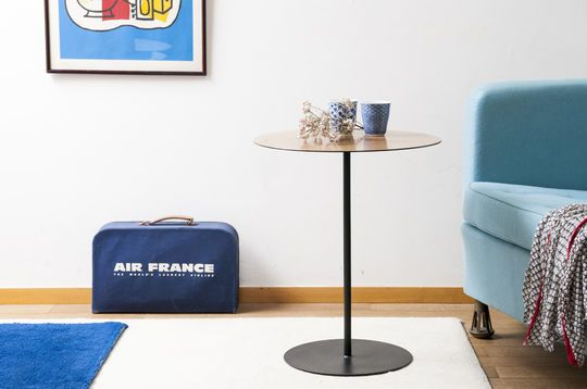 Large xyleme side table