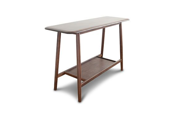 Larssön wooden console Clipped
