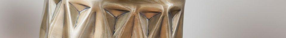 Material Details Layti Brass Vase