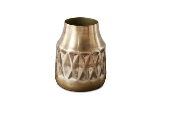 Layti Brass Vase Clipped