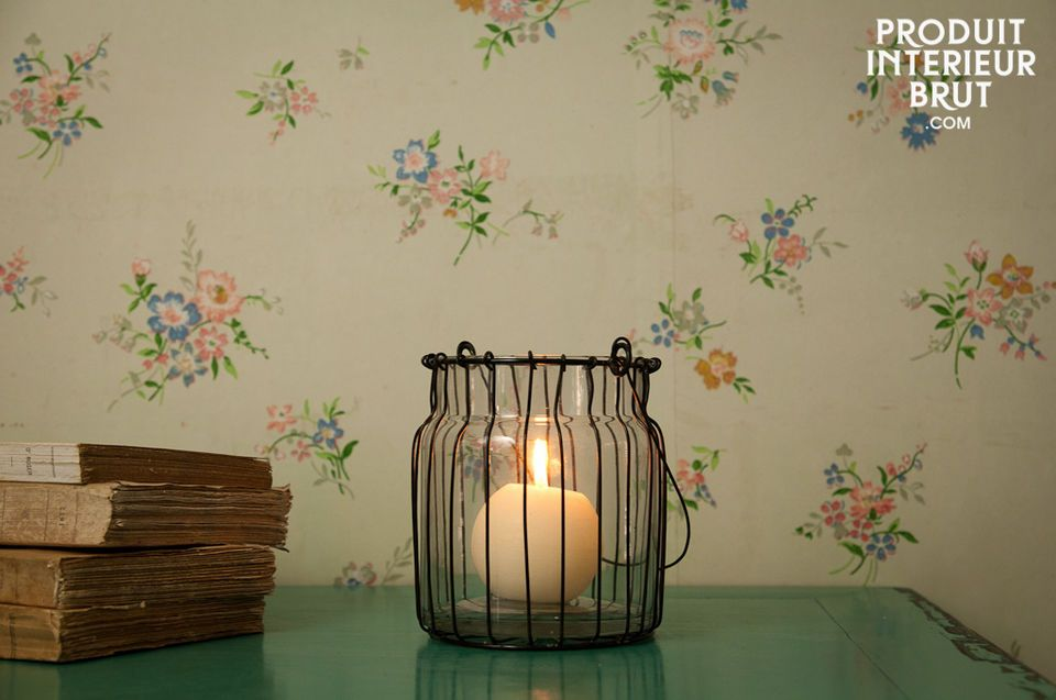 Romantic lighting to free stand or suspend