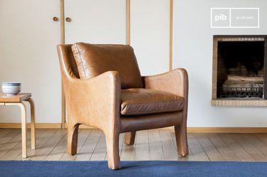Leather Armchair Edinburgh