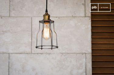 Leeds hanging lamp