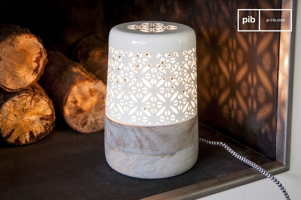 A magnificent light for successful Scandinavian Deco
