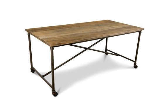 Lindsay Road dining table Clipped