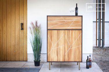 Linéa wooden Cabinet