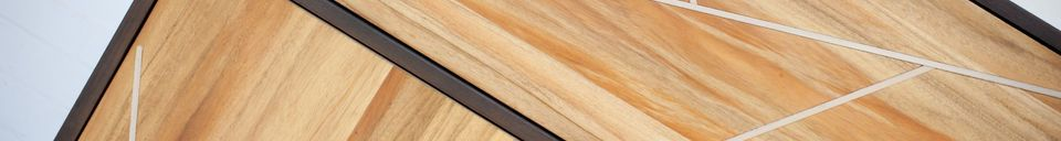 Material Details Linéa wooden Cabinet
