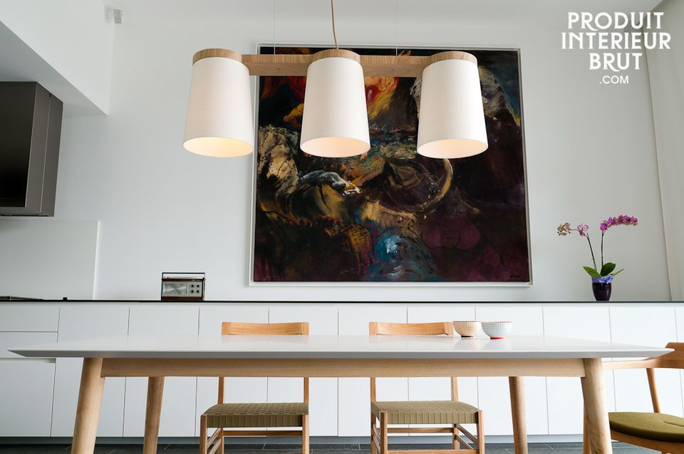 This lighting has a Scandinavian design all of its own