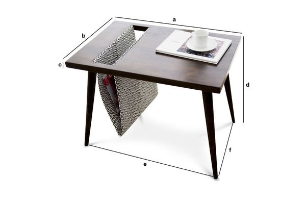 Product Dimensions Londress Table
