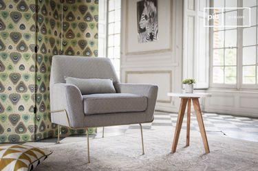 Lounge armchair Hilda