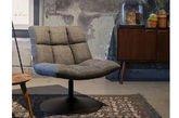 Lounge chair Dark Mesh