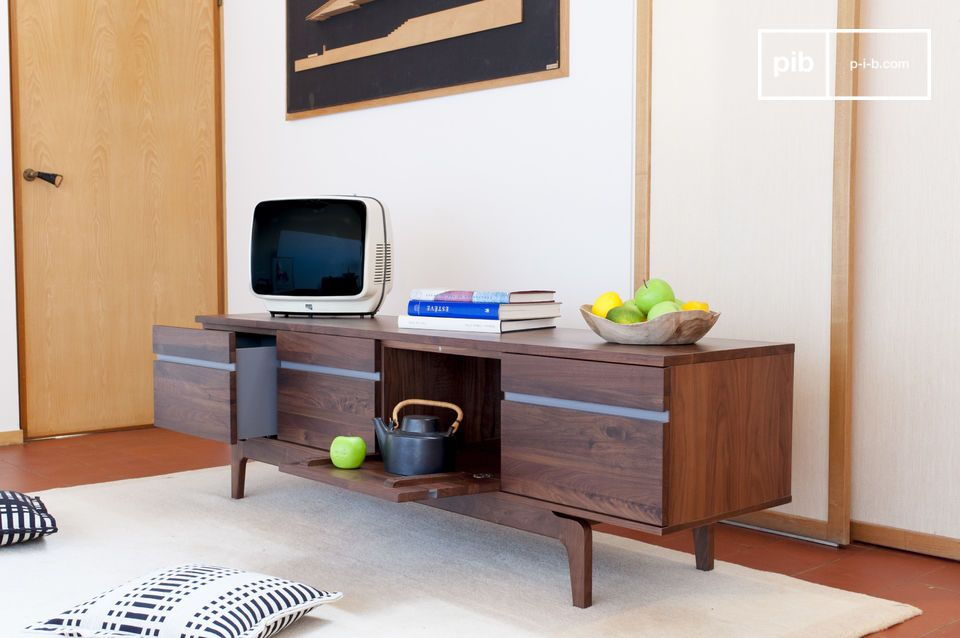 Elegant storage for TV or dishes