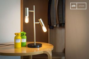 Lubeck Retro table lamp