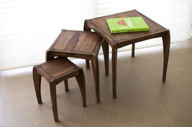 Luna trio tables