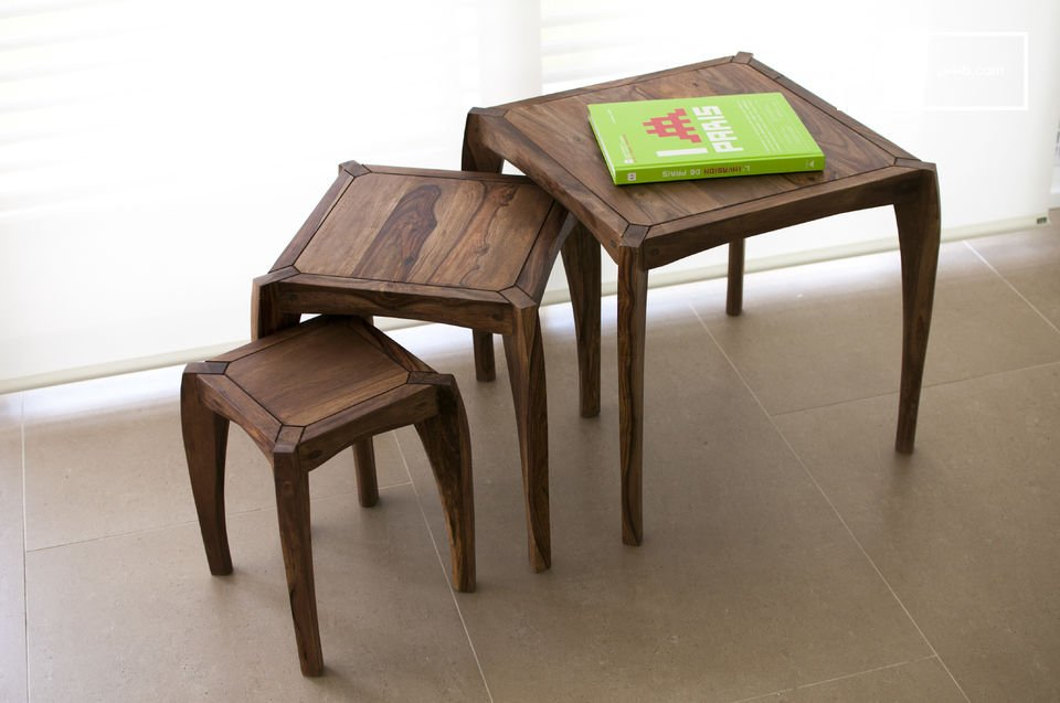 Luna trio tables