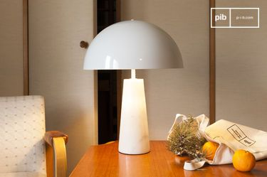 Marble lamp Boissoudy