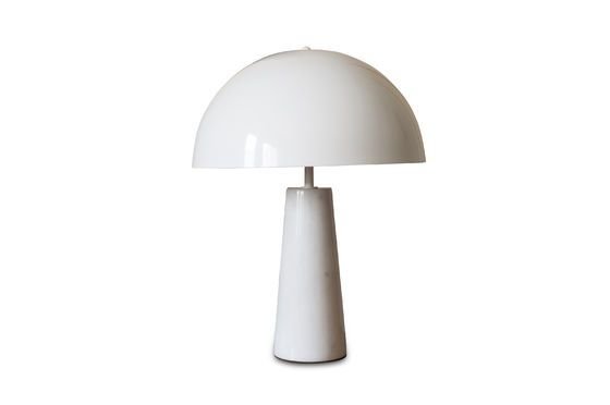 Marble lamp Boissoudy Clipped