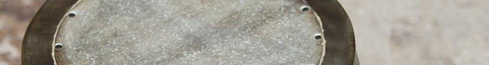 Material Details Metallic stool Tubisteel