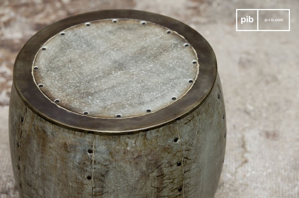 Side table or original seat, 100% vintage and industrial style