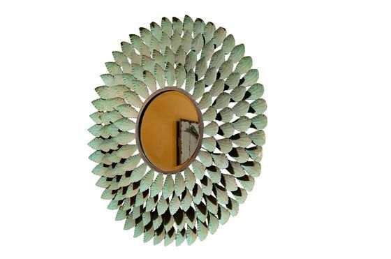 Mille Feuilles mirror Clipped