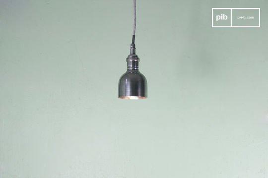 Mini bell pendant