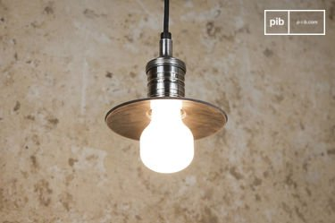 Mini-disk pendant light