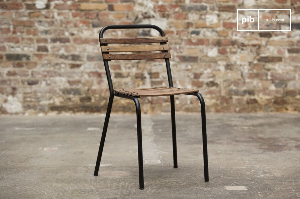 Mistral Chair The Industrial Vintage Style