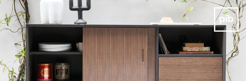 Modern scandinavian shelves and cupboards back soon in collection