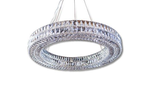Monte Carlo Glass Chandelier Clipped