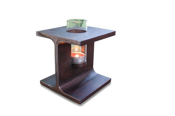 Motown candleholder Clipped