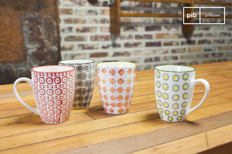 The mugs from the collection Julia will convince you with their high quality
