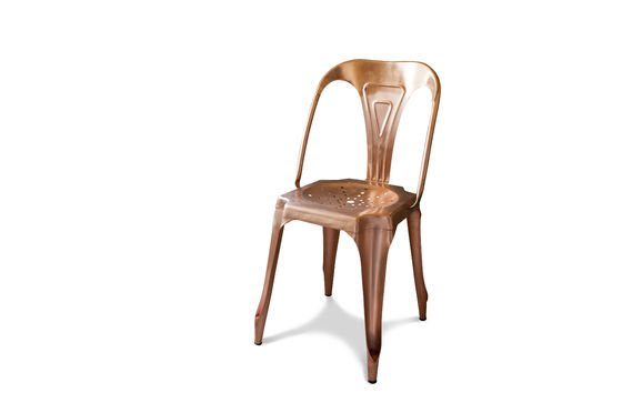 Multipl's Chair Vintage copper-coloured Clipped