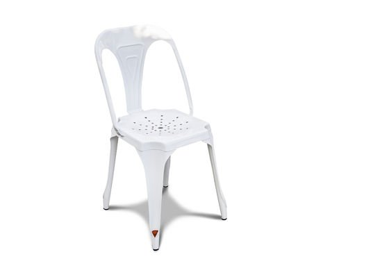 Multipl's chair white Clipped