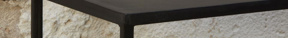 Material Details Myriam long console