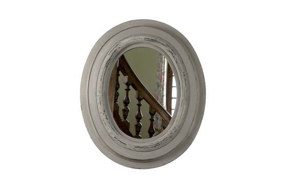 Napoleon wood mirror Clipped