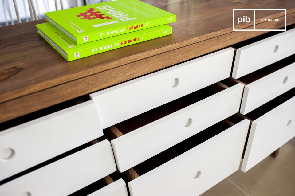 The Narod chest of drawers will fit perfectly into your interior enhancing your decor