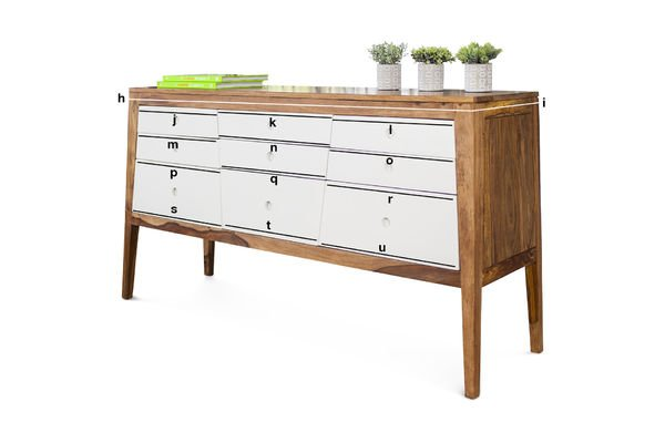 Product Dimensions Naröd Chest of drawers